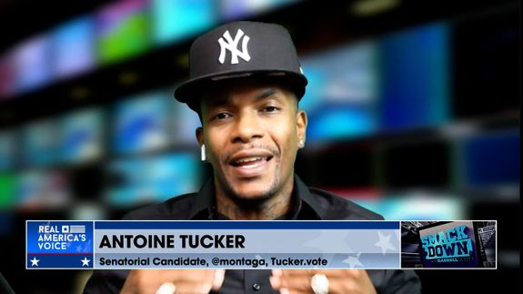 Special Guest Antoine Tucker Joins The Show