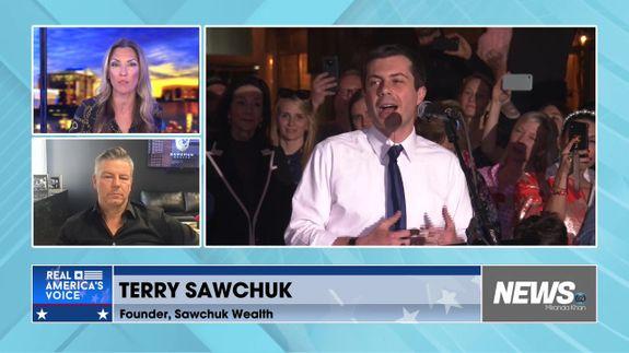 Miranda talks with Terry Sawchuck