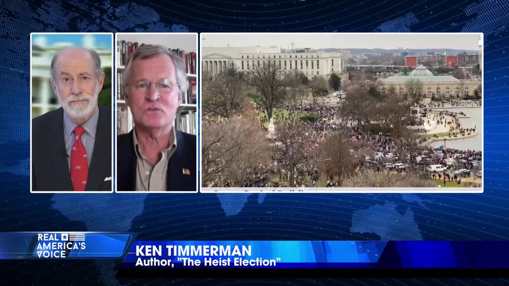 Ken Timmerman's take on what happened in DC on Jan. 6th