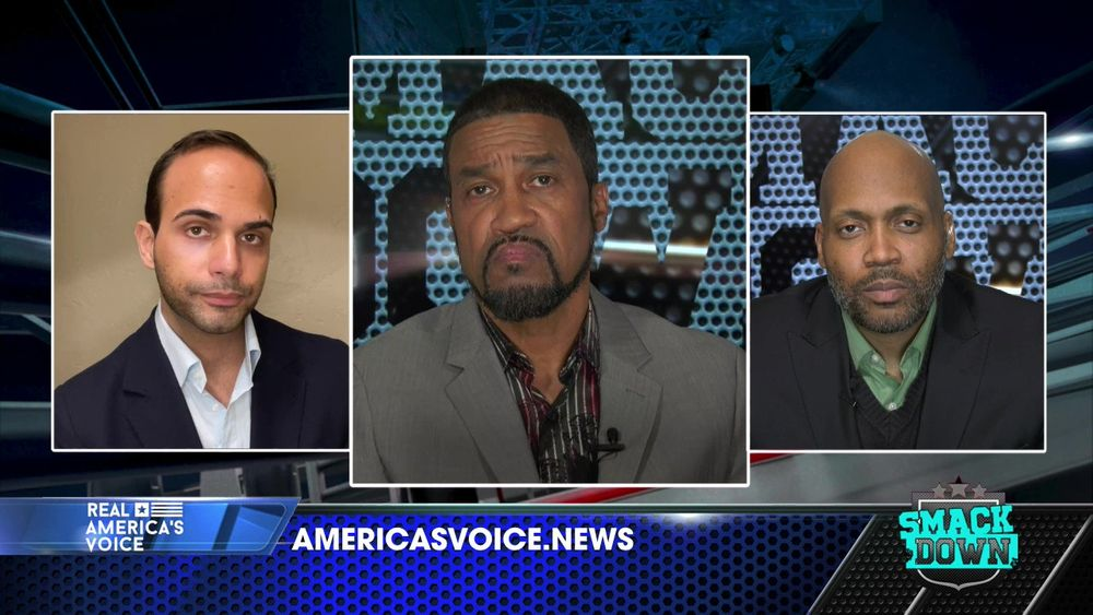 Darrell Scott And James Davis Talk With George Papadopoulos