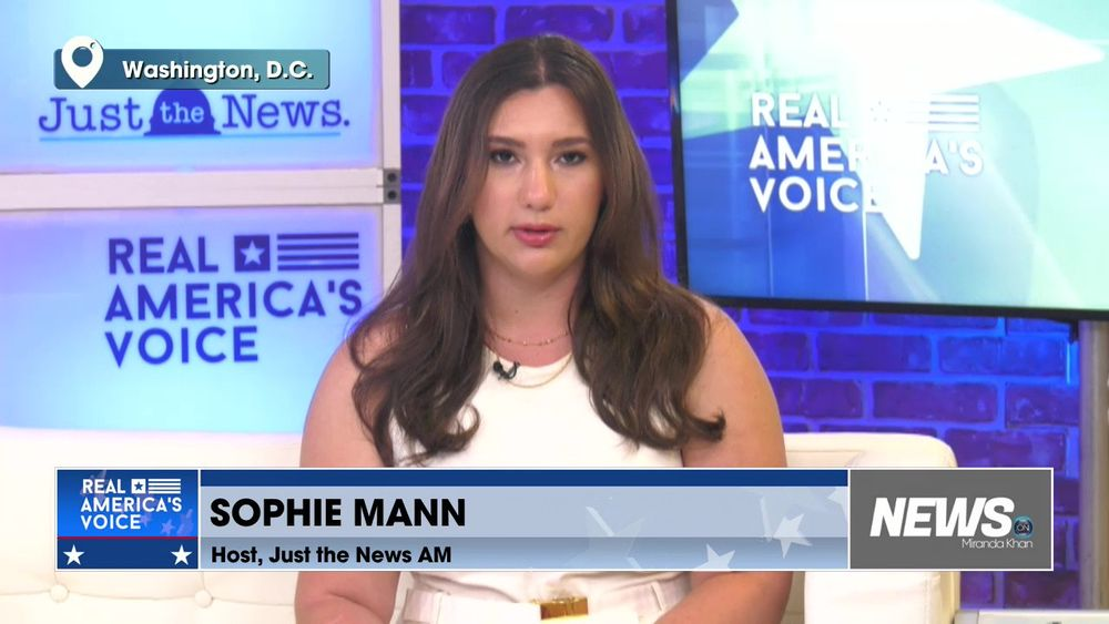 Sophie Mann Joins Live to Talk About Covid