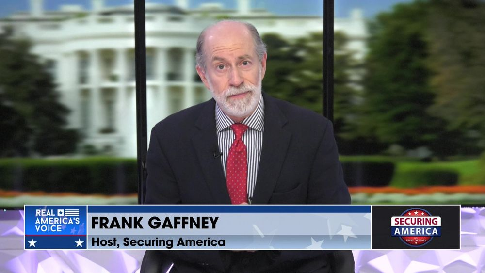 Frank Gaffney's monologue on China's subversive activities within the Biden administration