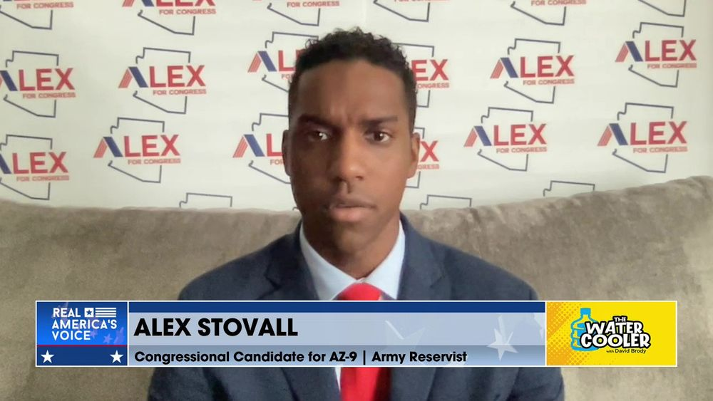 David Oliver & Karyn Turk are Joined By AZ Congressional Candidate, Alex Stovall
