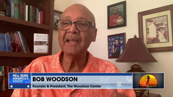 Aubrey Does A Exclusive Deep Dive With Founder & President Of The Woodson Center, Bob Woodson Pt 5