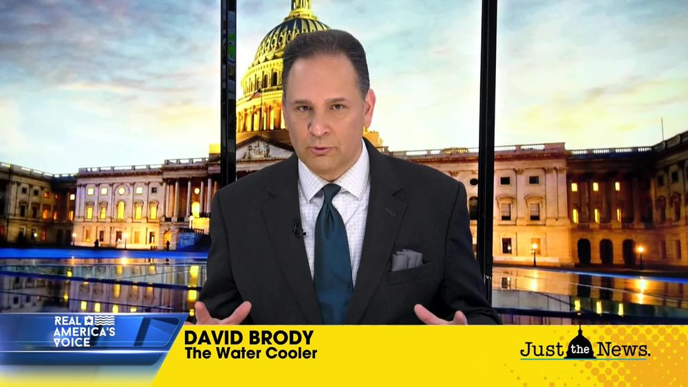 "Last Sip: David Brody on the Media's ""Great Suppression"" on covering Election Fraud"