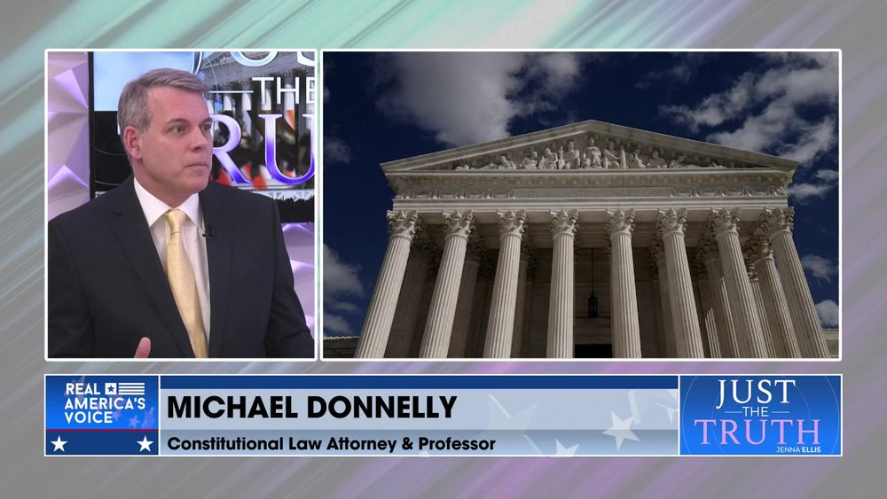 Michael Donnelly Stays with Us to Discuss Rights and The Courts