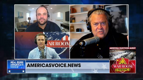 War Room Pandemic with Stephen K Bannon June 11th, 2021