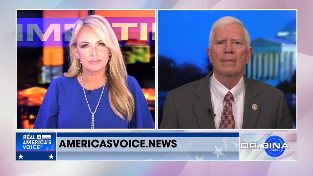 TX Attorney General Ken Paxton and Rep. Mo Brooks Join Dr. Gina Prime Time