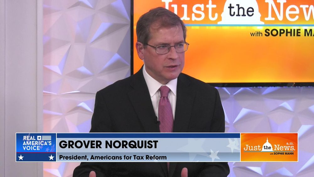 Grover Norquist, President of Americans for Tax Reform - Biden $4 Trillion tax plan