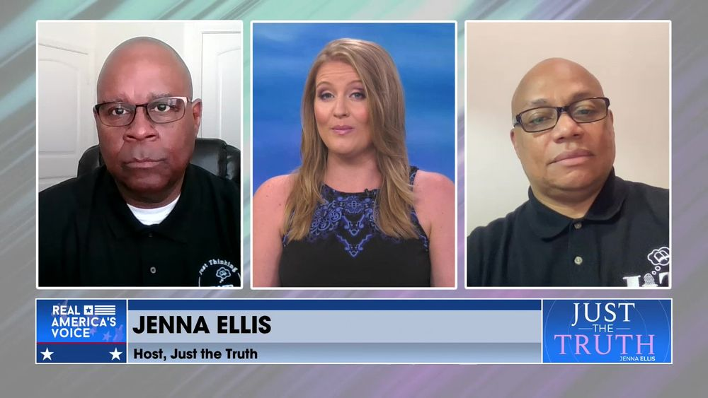 """Jenna is Joined by Co-Host's Of The """"Just Thinking Podcast"""", Darrell Harrison & Virgil Walker Pt 4"""