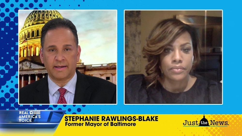 David Brody is joined by Stephanie Rawlings-Blake