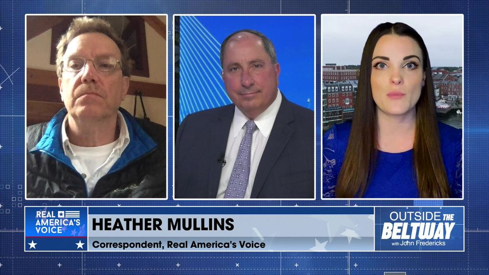 John Fredericks Has A Panel with Heather Mullins and David Strang About New Hampshire Election Fraud