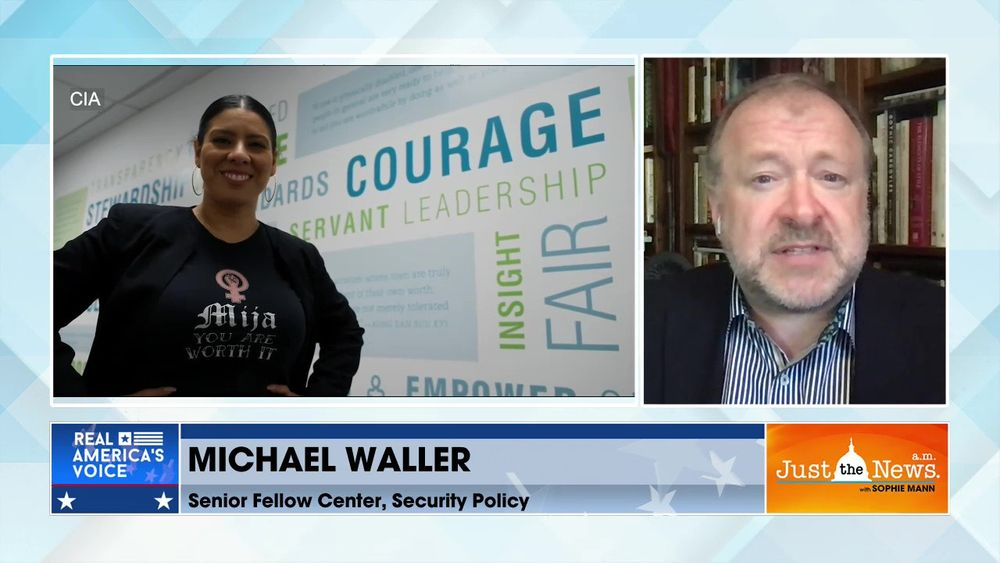 Michael Waller, Sr. Fellow, Center for Security Policy - CIA pushes marxist agenda in recruitment ad