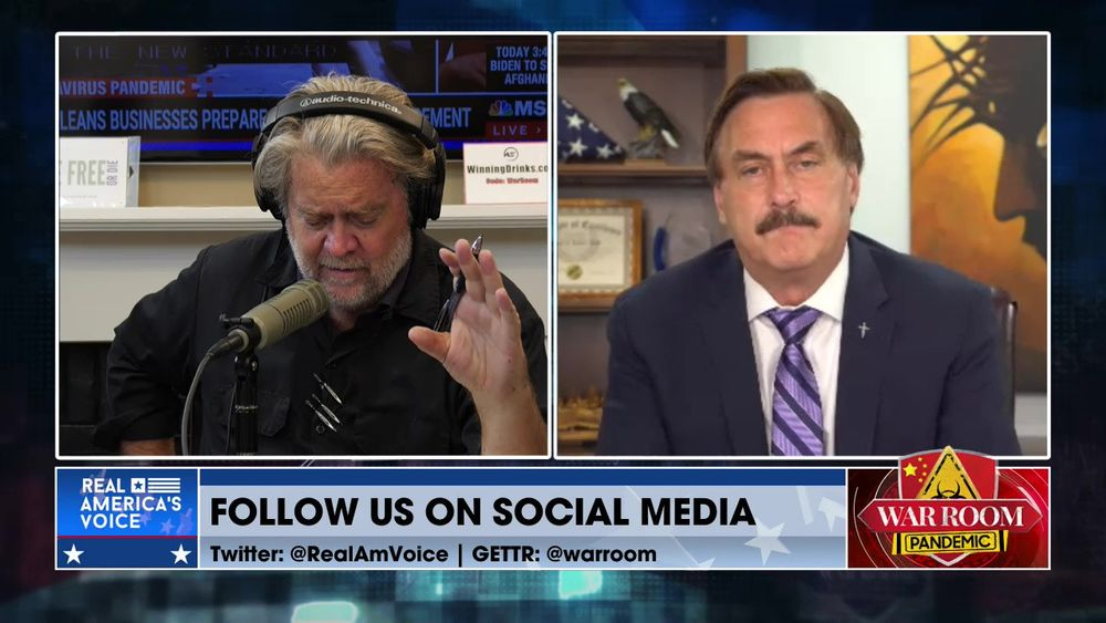 War Room Pandemic with Stephen K Bannon Episode 1177 Part 2