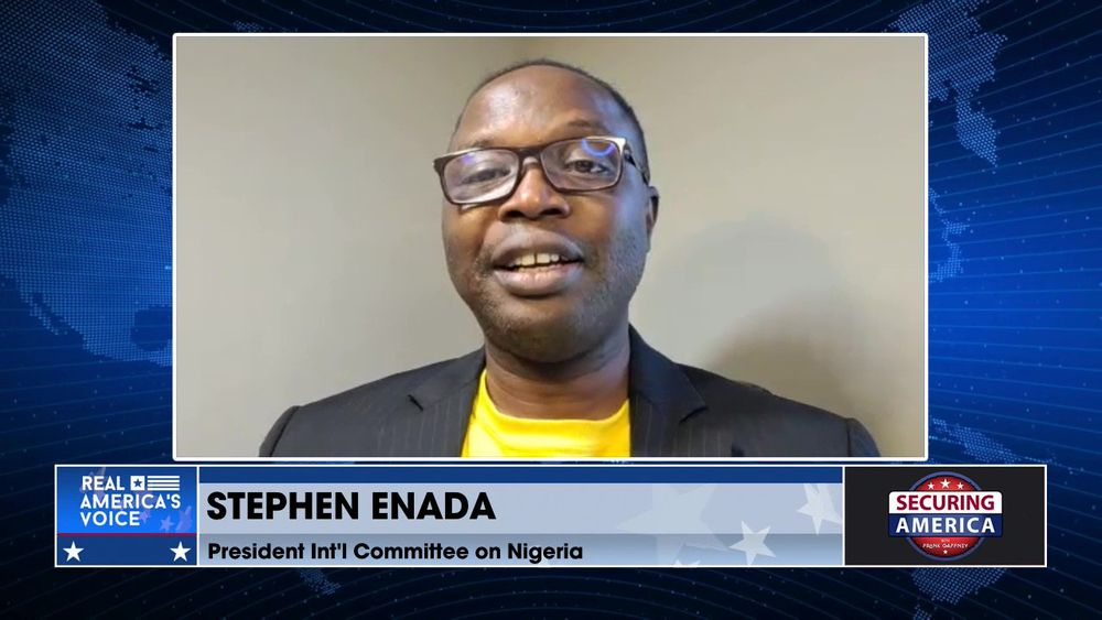 Stephen Enada talks about his Campaign to Free Nigerian Slaves