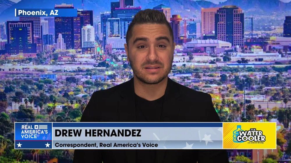 Drew Hernandez reacts to a disabled child forced to wear a mask at school