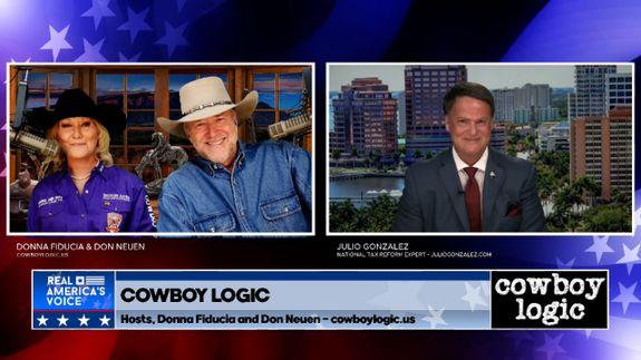 Cowboy Logic Segment 6 - Guest Julio Gonzalez