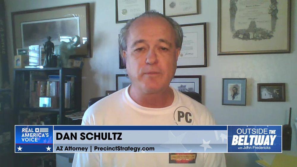 Dan Schultz, AZ Attorney Joins to Talk About His Website PrecinctStrategy.com