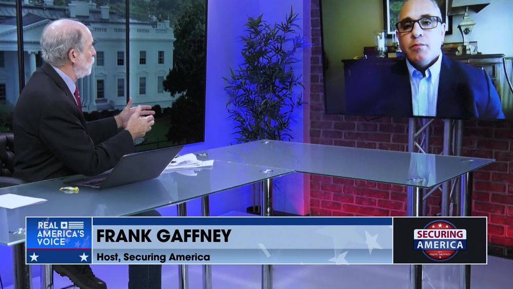 Frank Gaffney Talks With Steven Soukup About The Collapse of Afghanistan (Part 1)