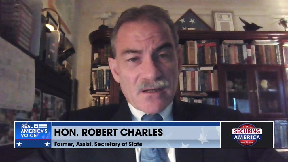 Hon. Robert Charles talks about the Biden admin's botched withdrawal from Afghanistan