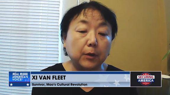 Xi Van Fleet talks about Mao's Cultural Revolution
