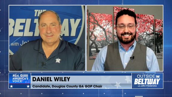 Daniel Wiley, Candidate for Douglas County GA GOP Chair, Joins to Discuss His Upcoming Run