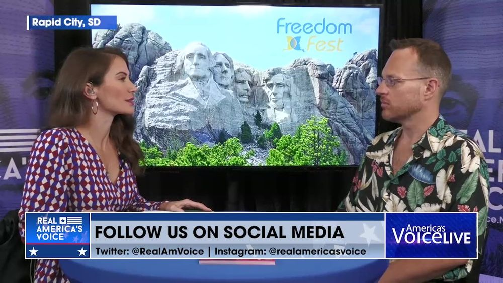 America's Voice Live with Steve Gruber July 23nd, 2021 Part 4