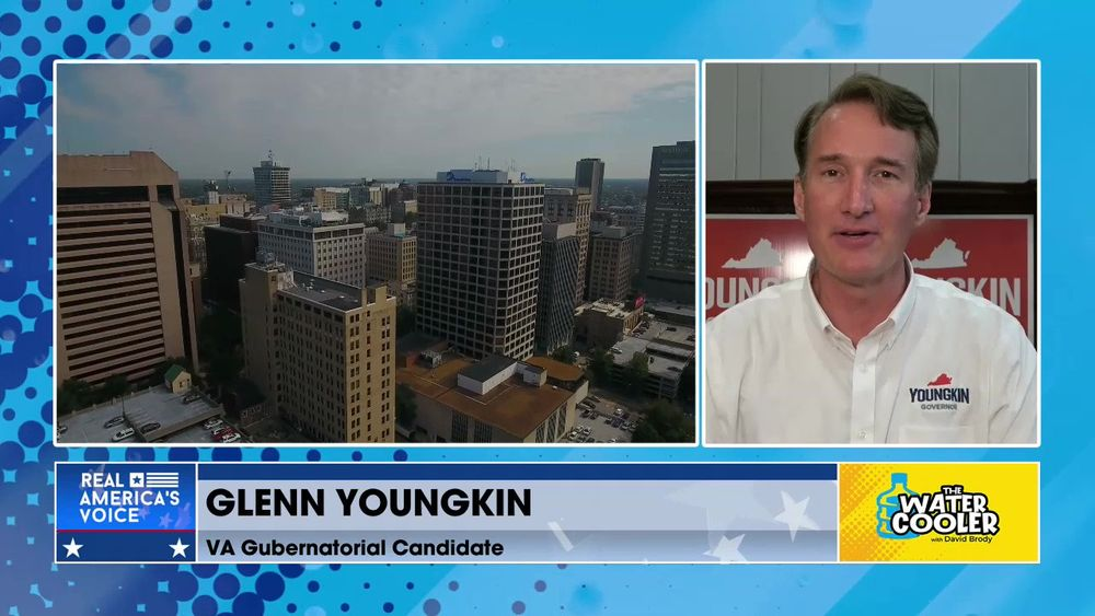 Glenn Youngkin, Candidate for VA Gov - Final week of Primary, making the case for VA First campaign
