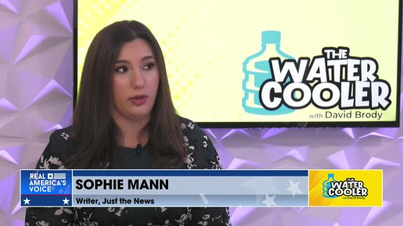 SOPHIE MANN, GIVES LATEST HEADLINES ON THE JUST THE NEWS WEBSITE