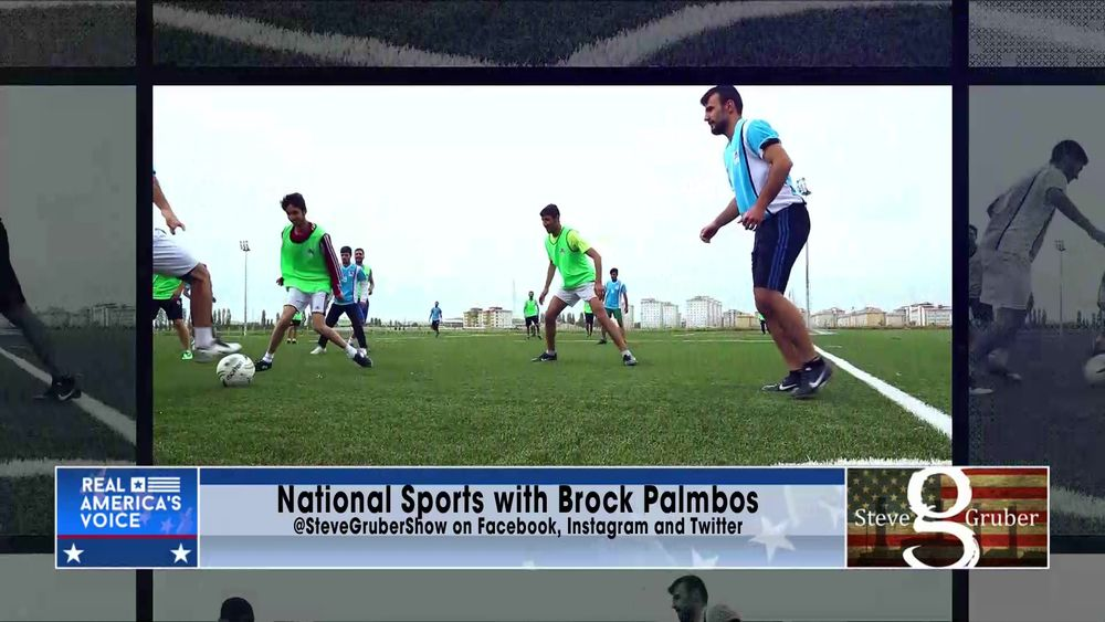 National Sports With Brock Palmbos May 3 2021