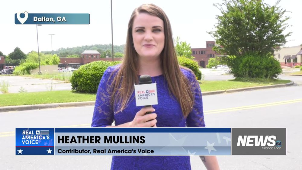 Heather Mullins Joins Us Live From Dalton, GA