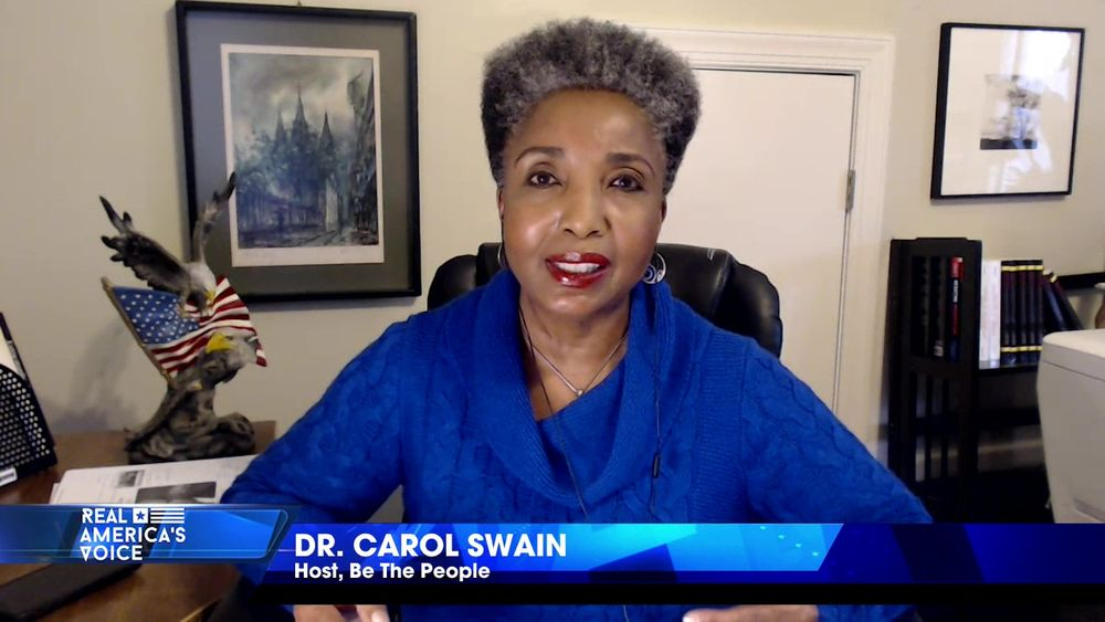 Dr. Carol Swain explains her role in the 1776 Commission