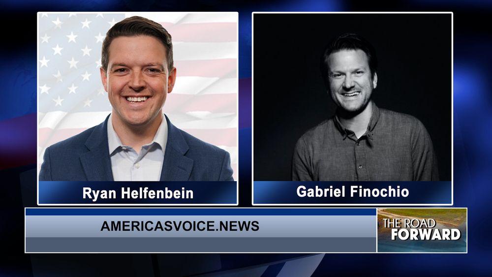 Ryan Helfenbein interviews Gabriel Finochio 10/31/21