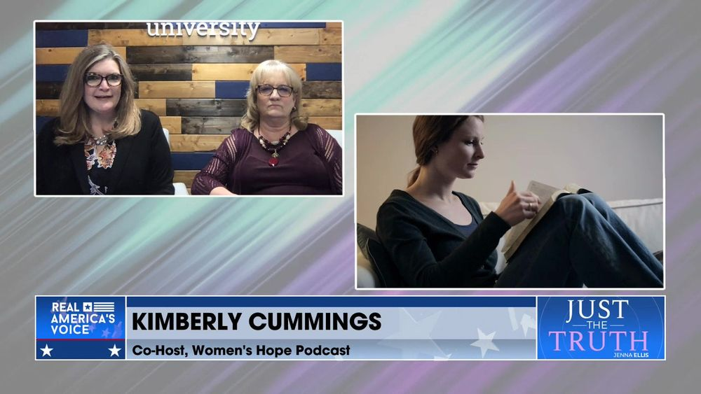 Jenna Is Joined By Co-Hosts Of Women's Hope Podcast, Kimberly Cumming & Dr. Shelbi Cullen Pt 2