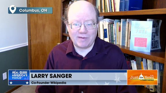 Larry Sanger, Co-Founder Wikipedia - Wikipedia has become a biased source of half information