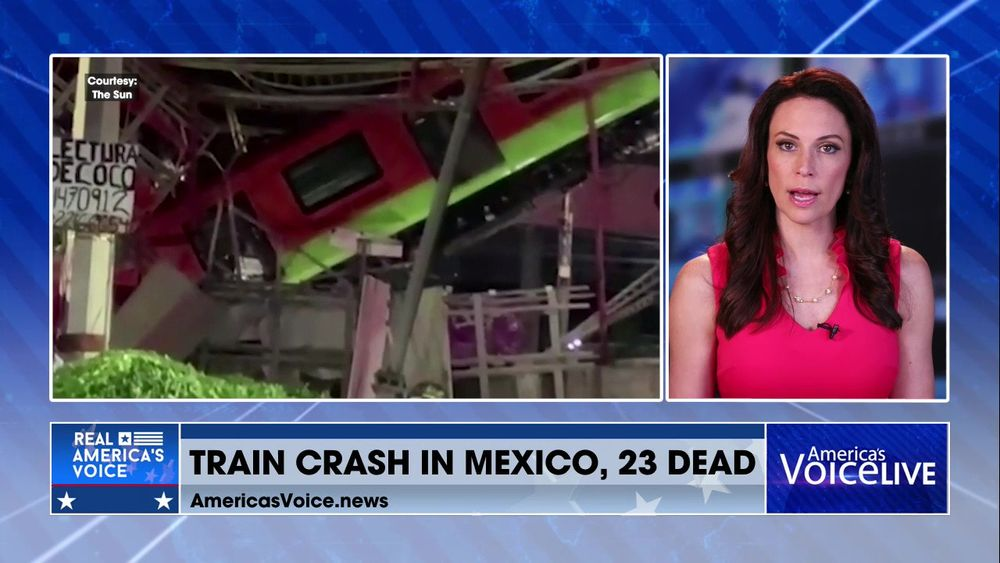 At Least 23 Dead and Dozens Injured after a Subway Train Derails in Mexico City