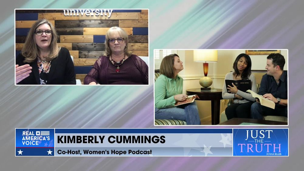 Jenna Is Joined By Co-Hosts Of Women's Hope Podcast, Kimberly Cumming & Dr. Shelbi Cullen Pt 3