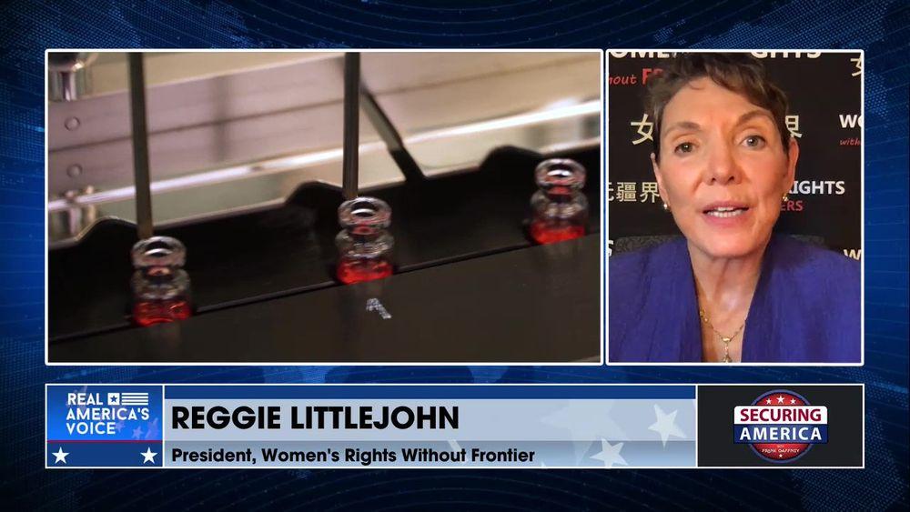 Reggie Littlejohn delves into the malevolent nature of Vaccine Mandates