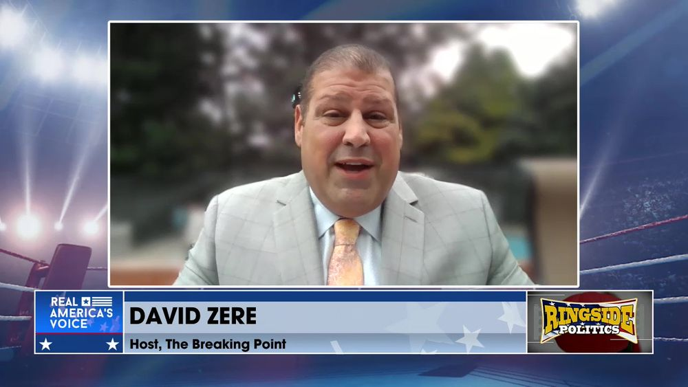 Jeff Is Joined By Host of Breaking Point, David Zere August 18 2021