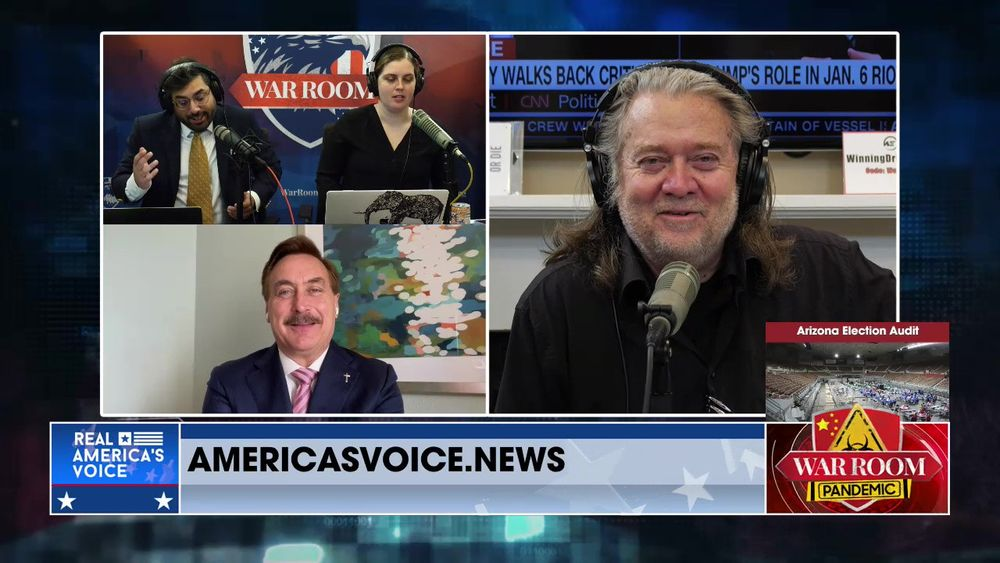 War Room Pandemic Episode 918 Part 3 With Mike Lindell