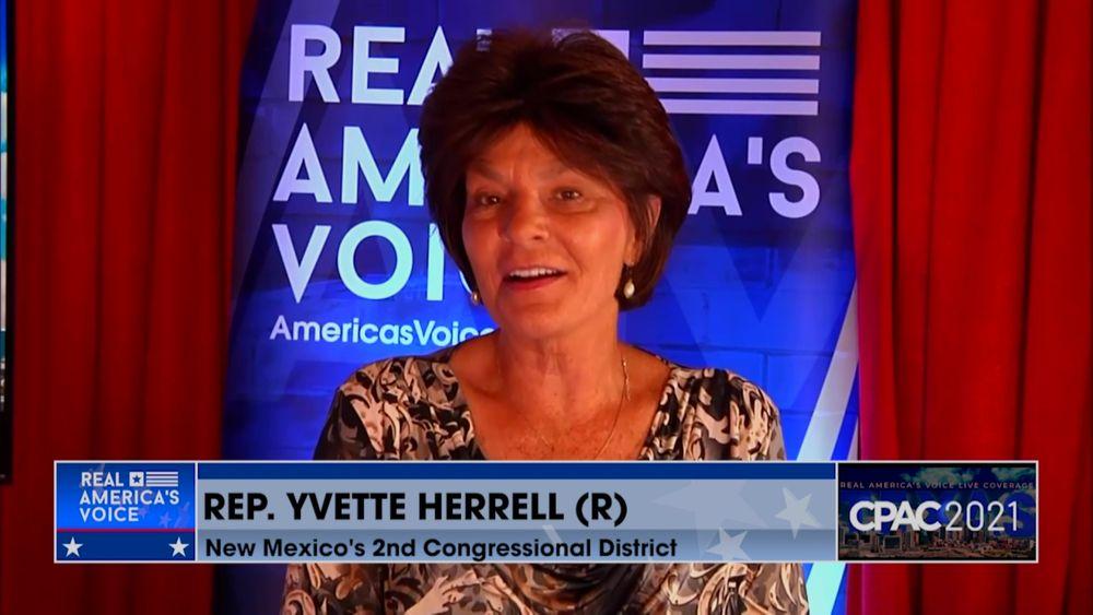 Yvette Herrell July 14 2021
