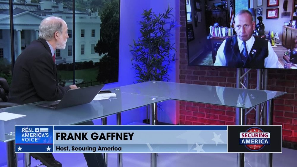 Frank Gaffney Talks With Brig. Gen. About The Situation in Afghanistan (Part 2)