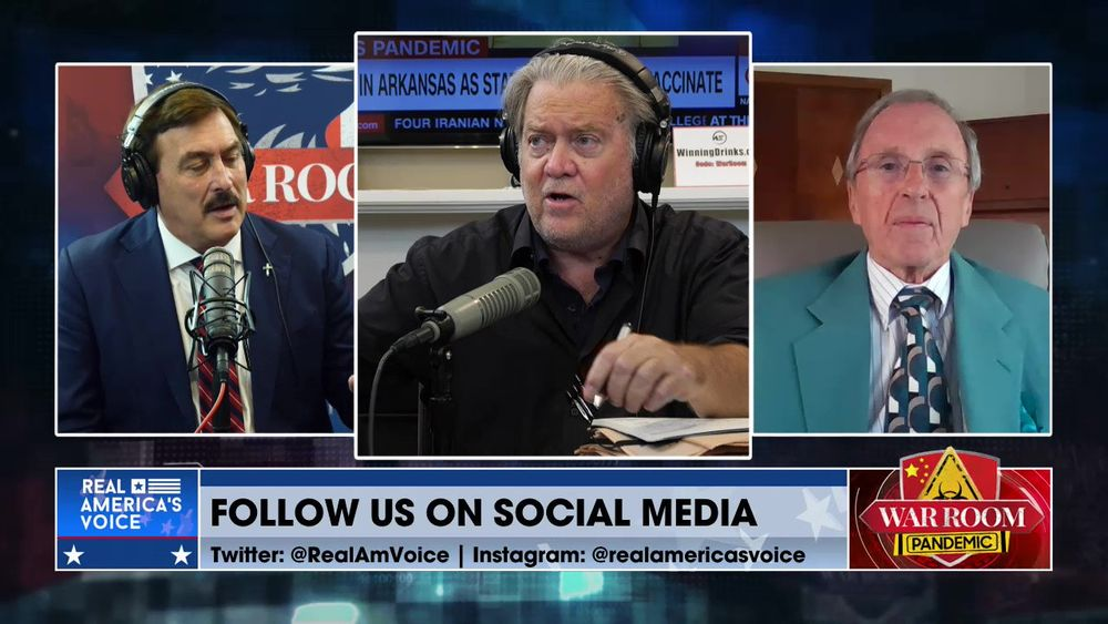 Garland Favorito Joins War Room to Discuss the GA Voter Fraud Investigation