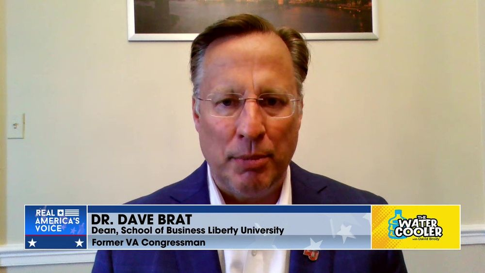 Dr. Dave Brat on the Republicans Infrastructure Counter Proposal