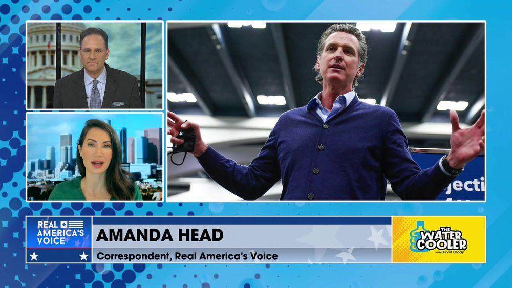 Amanda Head: Democrats want Gavin Newsom recalled as well