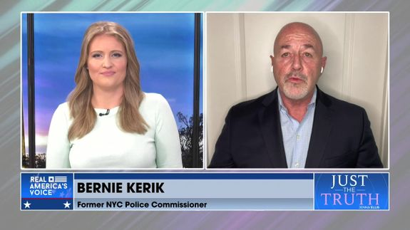 Jenna Ellis is Joined By Former NYC Police Commissioner, Bernie Kerik