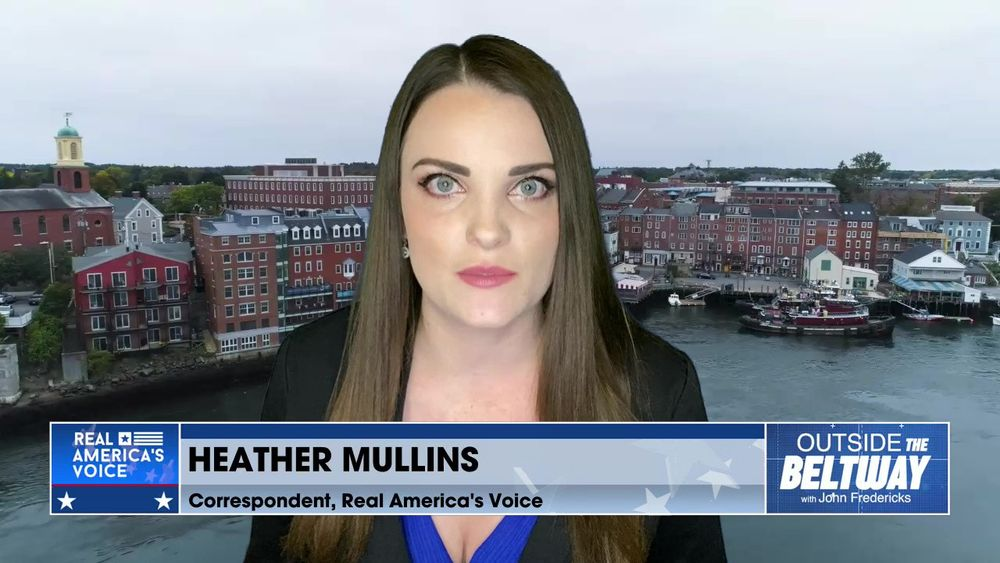 Heather Mullins Joins to Discuss New Hampshire Election Integrity