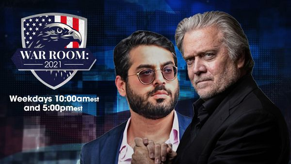 War Room Pandemic with Steve Bannon